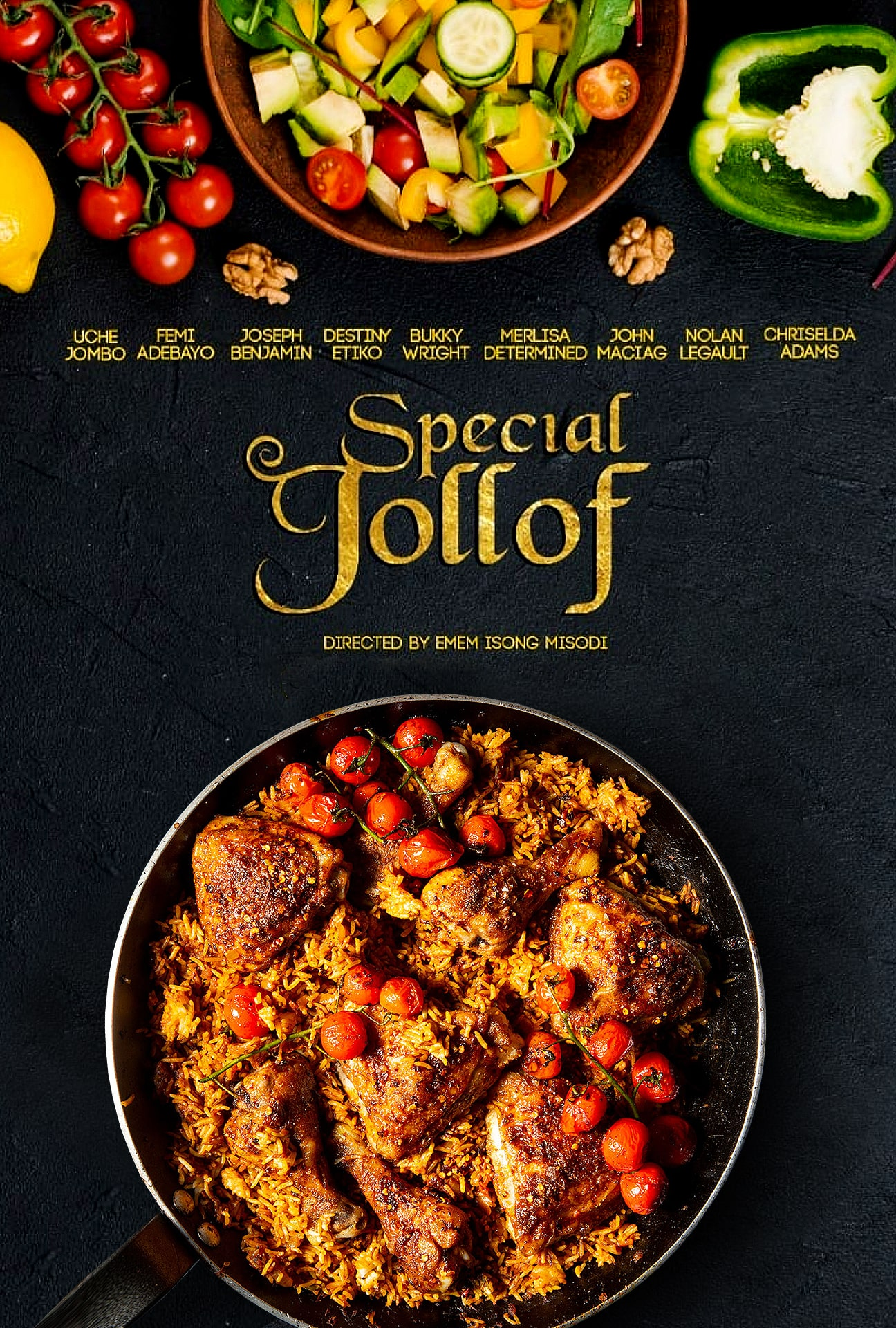 Special Jollof